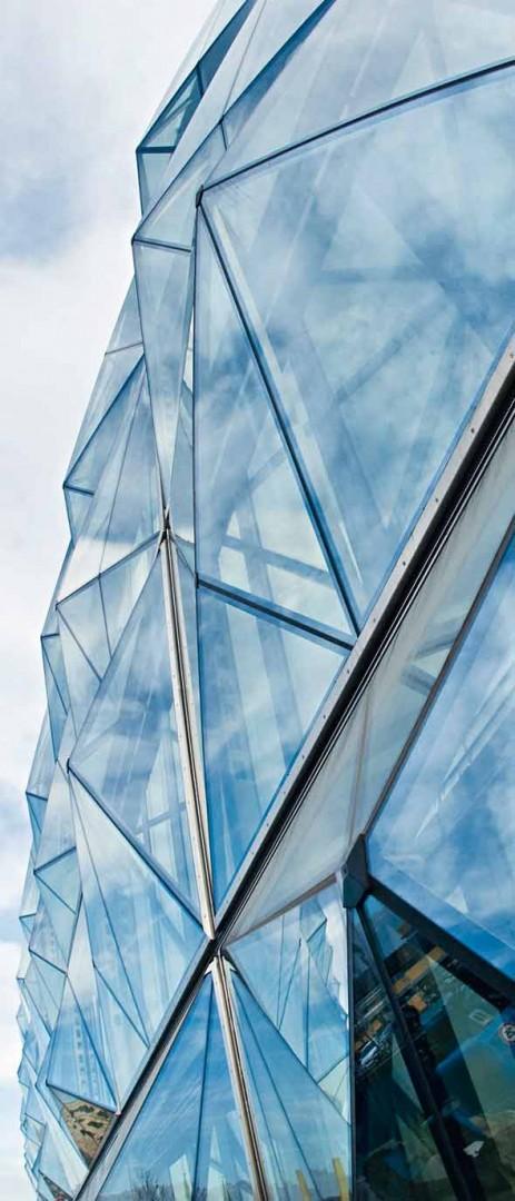 Fassadenausschnitt 2 © Archiv müller.architekten