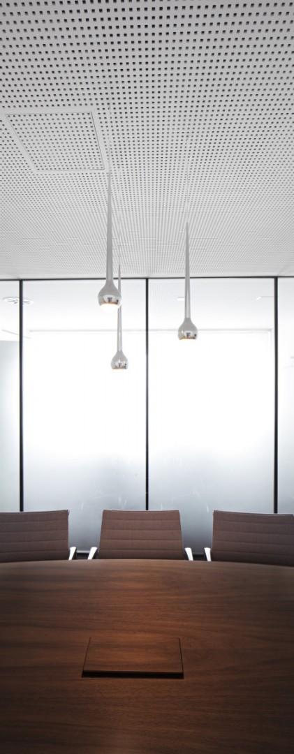 Konferenzraum © von allmen architekten ag, Foto R. Baumer