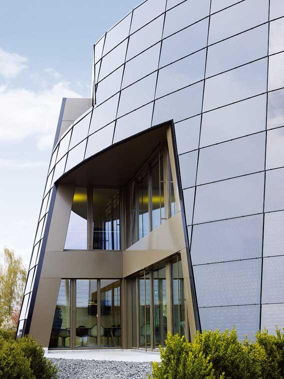 Fassadenausschnitt © bfarchitekten.ch