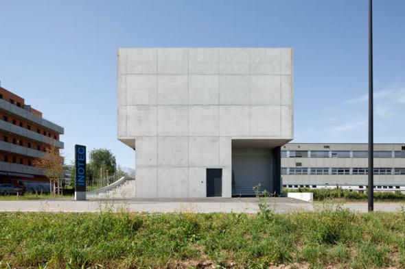 Nord-Fassade © Beat Bühler