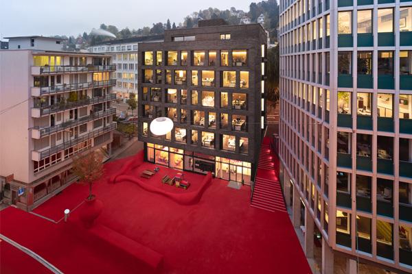 Stadtbaustein am Roten Platz © K&L Architekten