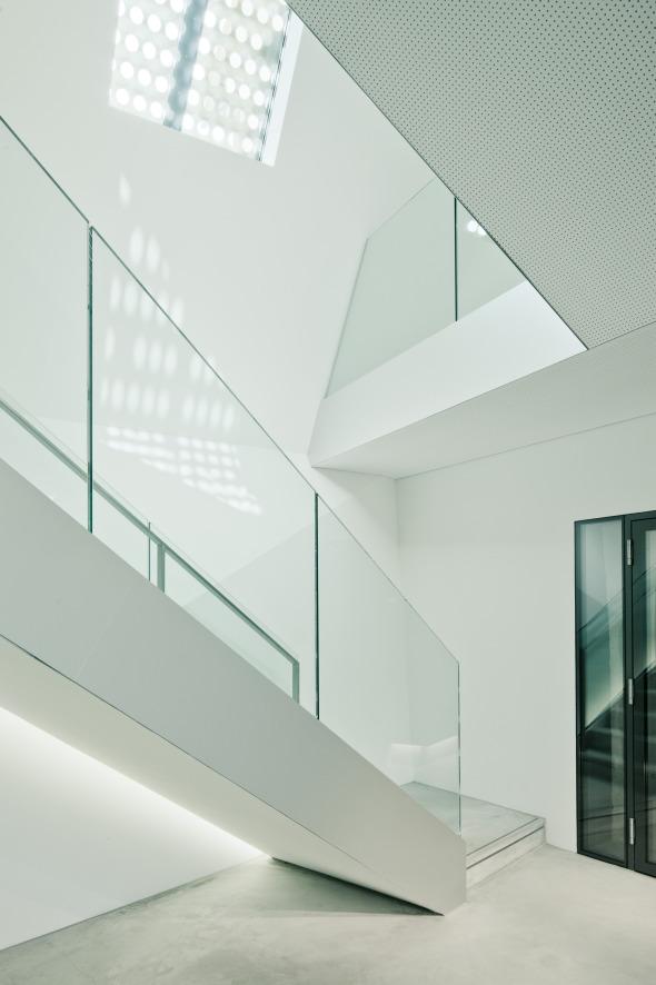 Treppenraum 01 © Dominique Marc Wehrli