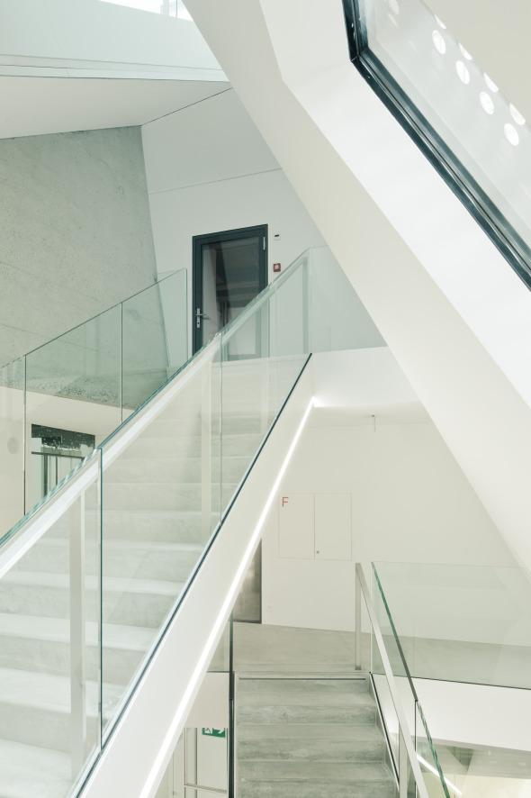 Treppenraum 04 © Dominique Marc Wehrli