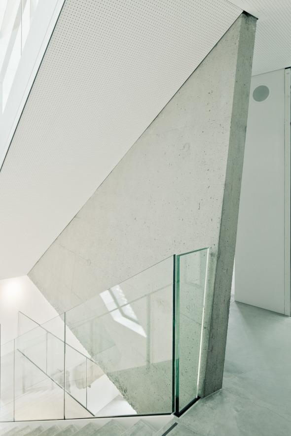 Treppenraum 05 © Dominique Marc Wehrli