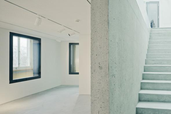 Treppenraum 07 © Dominique Marc Wehrli