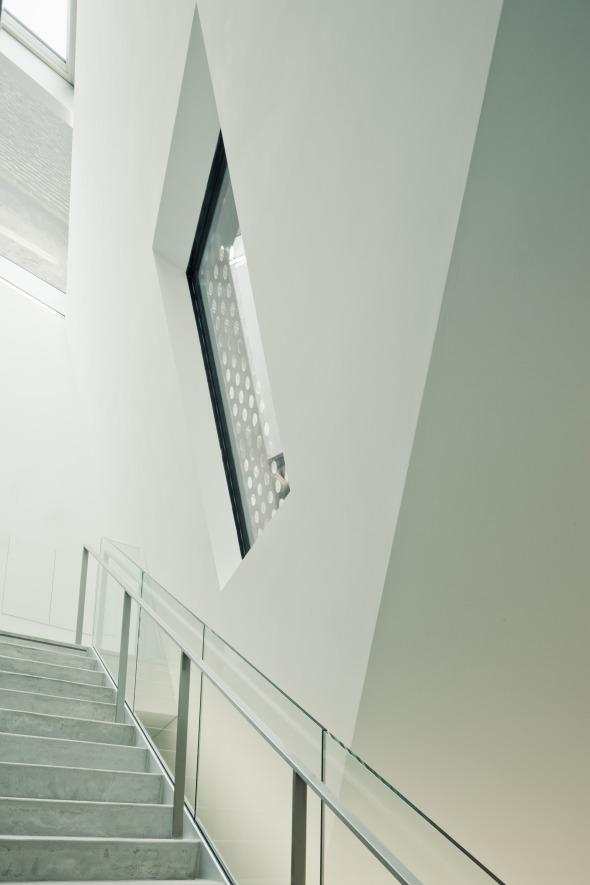 Treppenraum 08 © Dominique Marc Wehrli
