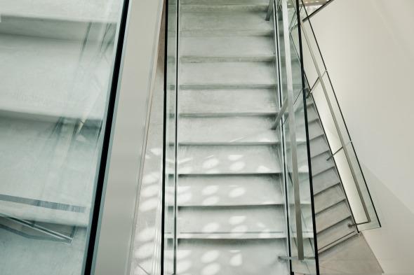 Treppenraum 10 © Dominique Marc Wehrli