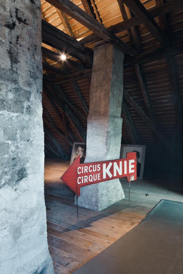 Brenyhaus Dachstuhl 2 © Dominique Marc Wehrli