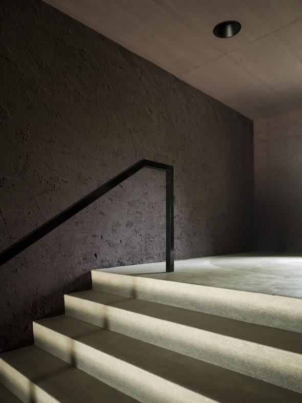 Escaliers © Wehrli Müller Fotografen, Unterengstringen