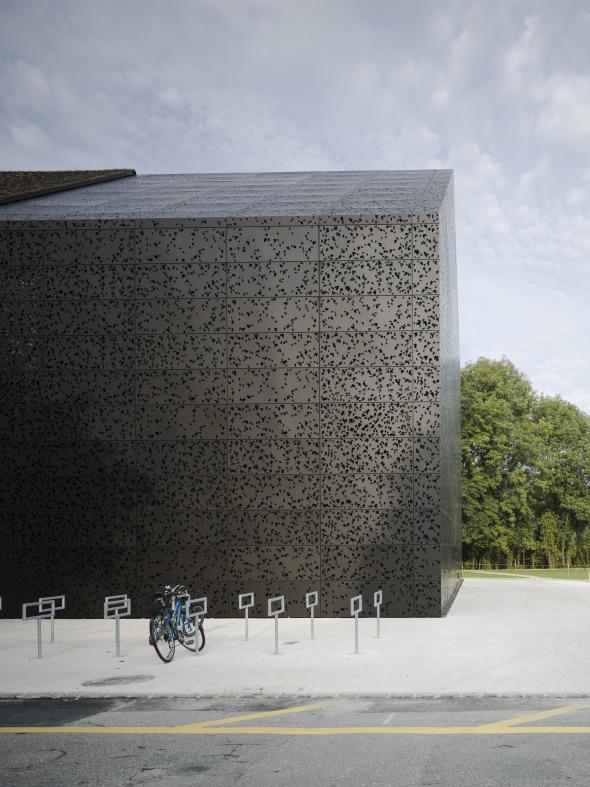 Fassade © Wehrli Müller Fotografen, Unterengstringen