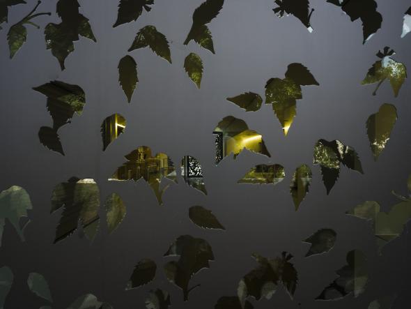 Fassade - Ausschnitt © Wehrli Müller Fotografen, Unterengstringen