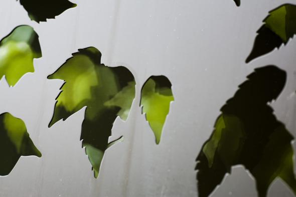 Fassade - Detail von Aussen © Wehrli Müller Fotografen, Unterengstringen