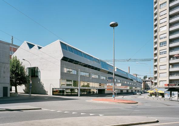 Sicht von Rondelle  © Georg Aerni, Zürich