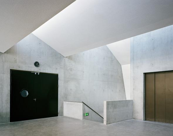 Récréation © Georg Aerni, Zürich
