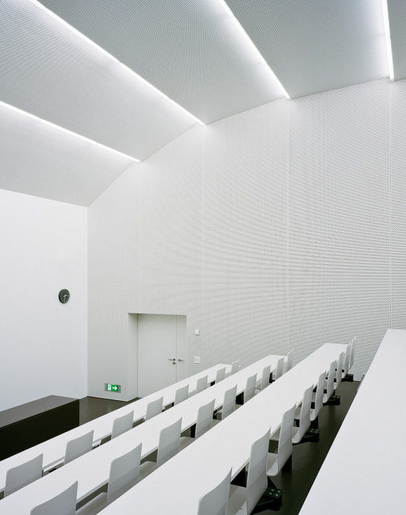 Auditorium  © Georg Aerni, Zürich