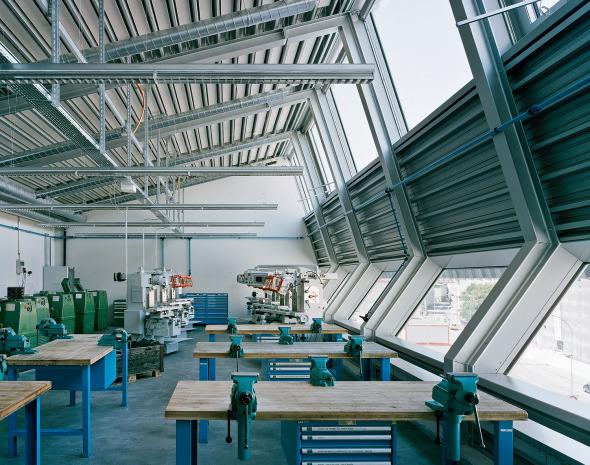 Werkstatt  © Georg Aerni, Zürich