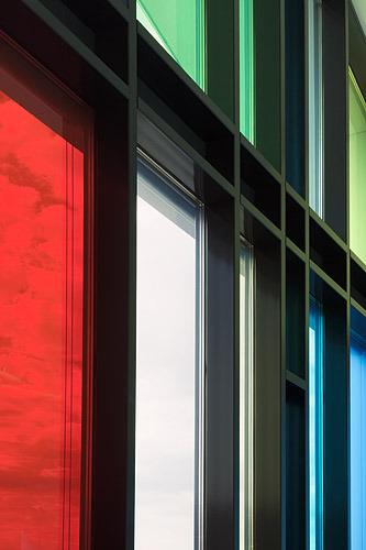 Innenansicht Verglasung © HEGI KOCH KOLB  + PARTNER ARCHITEKTEN AG