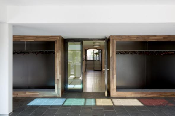 Garderobe © HEGI KOCH KOLB  + PARTNER ARCHITEKTEN AG