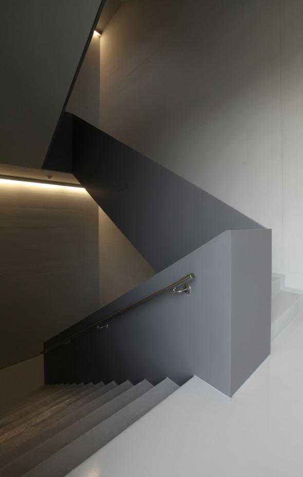 Treppenhaus © rlc ag