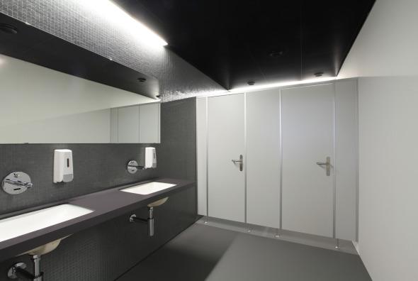 Toiletten Mitarbeiter © rlc ag