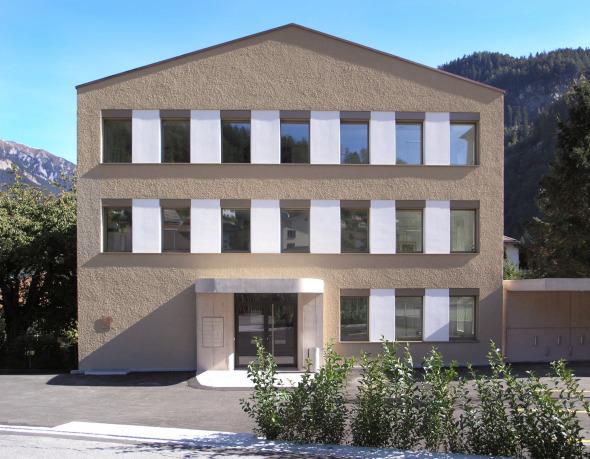 © Gredig Walser Architekten