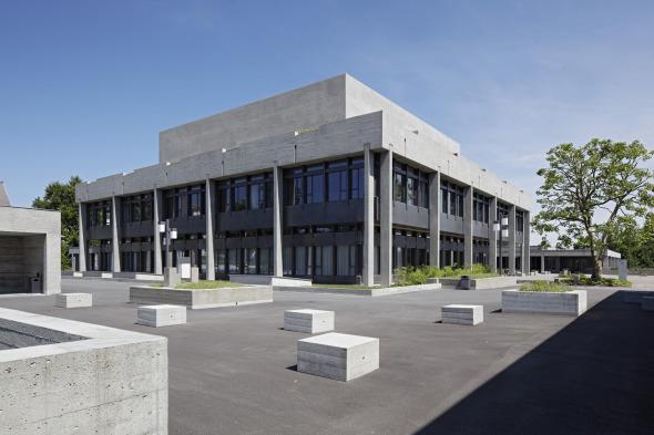 Bâtiment principal  © rlc AG