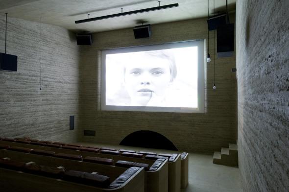 Kinosaal © Laura Egger