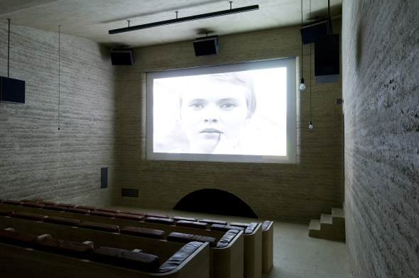 Kinosaal Foto: Laura Egger © Laura Egger