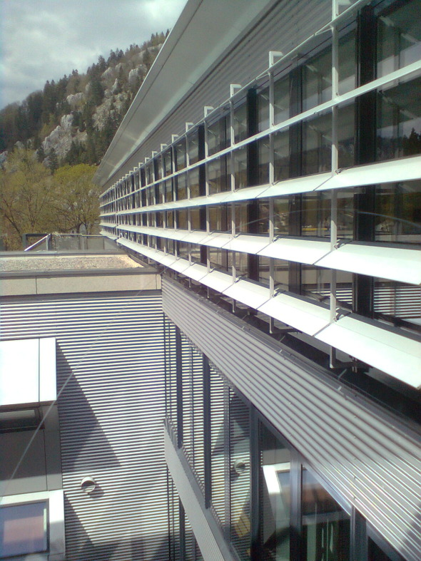 Ansicht © Bureau d'architecture R.-C. Choffat