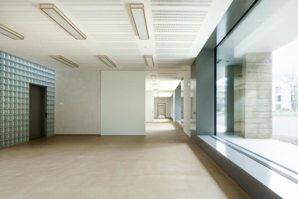 Salles de classe © Beat Bühler