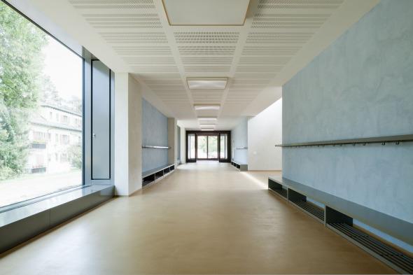 Couloir © Beat Bühler