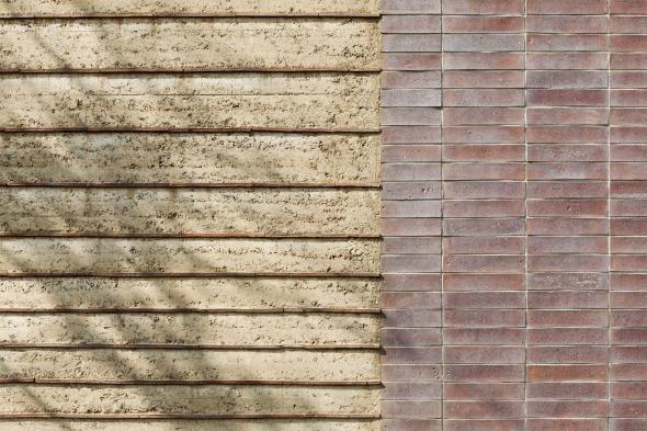 Mur de glaise © Beat Bühler