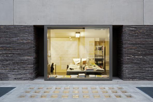 Fenster © Beat Bühler