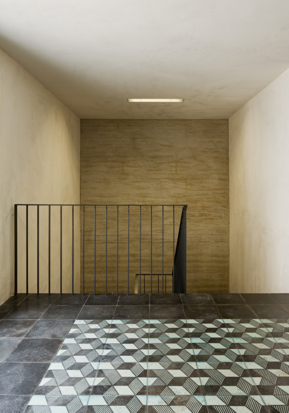 Treppe © Beat Bühler