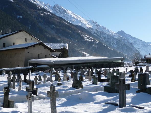 vue hivernal © photos: Nadine Pont