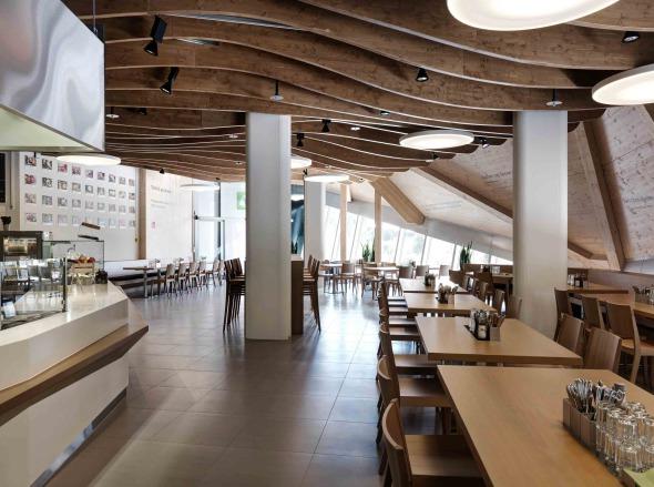 Restaurant © René Schmidt Architekten AG