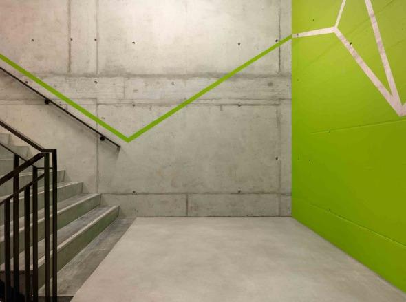 hinteres Treppenhaus © René Schmidt Architekten AG