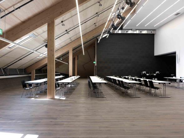 grosser Konferenzraum © René Schmidt Architekten AG
