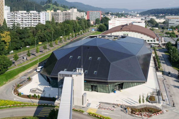 Luftfoto © René Schmidt Architekten AG