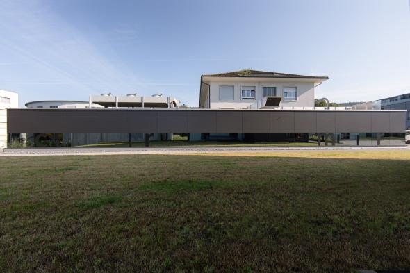 Aussenansicht © ArchitekturPlaner