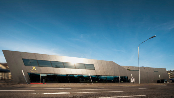 Hauptfassade Richtung See © atelier ww Architekten SIA AG