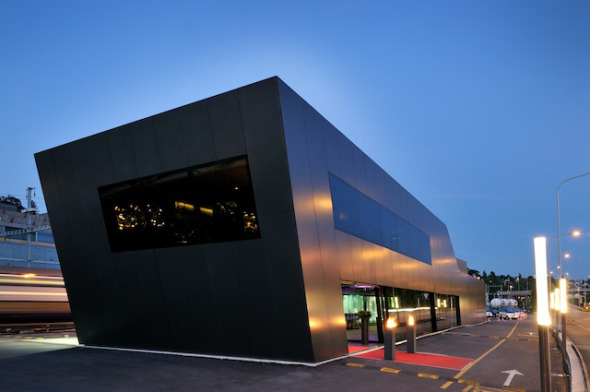 Nachtaufnahme © atelier ww Architekten SIA AG