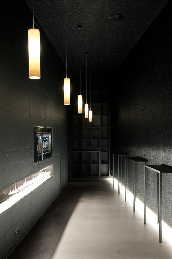 Degustionsraum leer © Thomas Jantscher