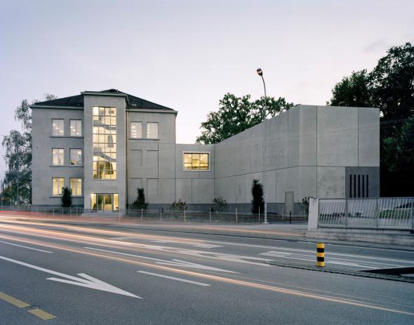 vue nord © Schneider & Schneider Architekten