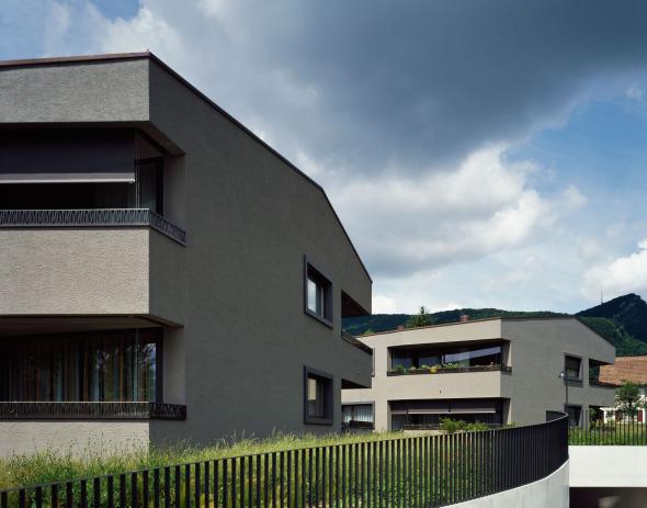 Gebäude Alterswohnungen