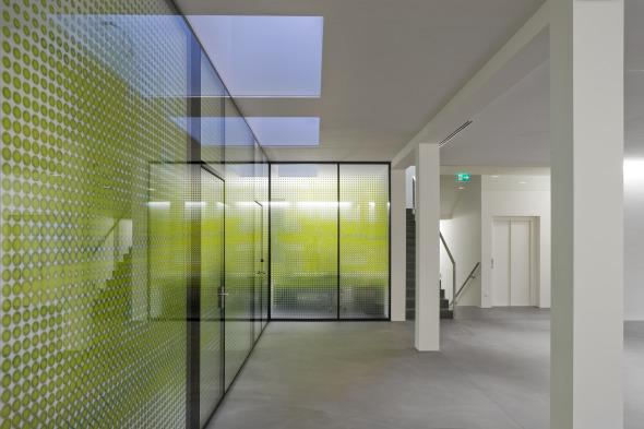 Kundenhalle © Thomas Andenmatten