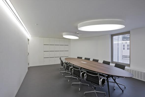 Verwaltungsratszimmer © Thomas Andenmatten