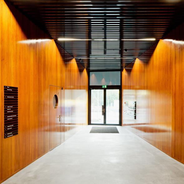 Eingangshalle © Roman Keller