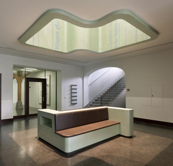 Zeughaus Eingangsbereich © Alexander Gempeler