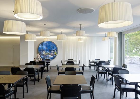 Cafeteria Foto Georg Aerni ©  Georg Aerni